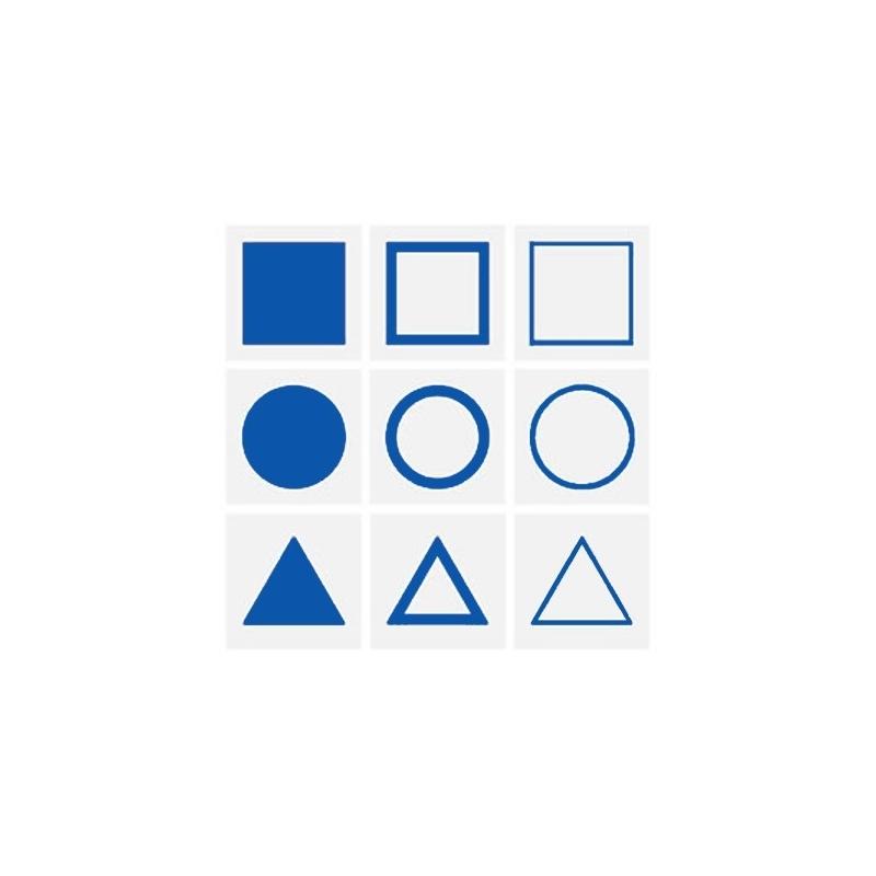 cartes de géométrie