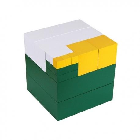 Cube des puissances carré haut de gamme
