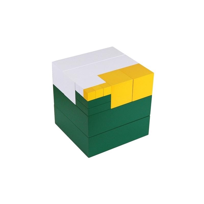cube des puissances (carré)