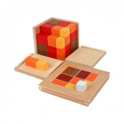 Cube arithmétique