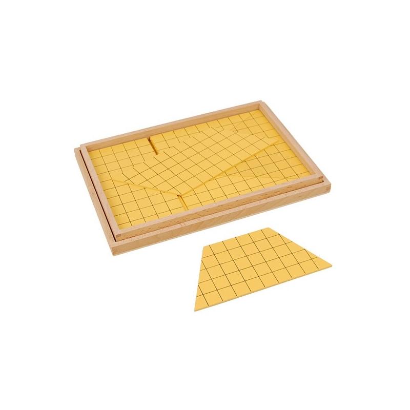 Triangles jaunes