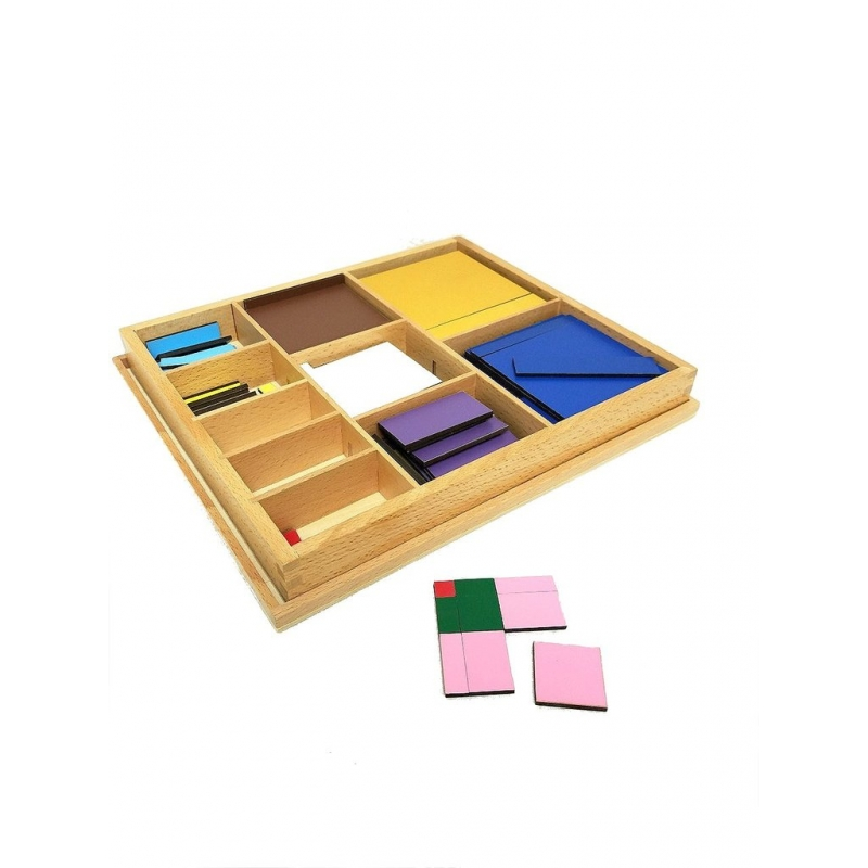 Montessori store - Table de pythagore montessori ...