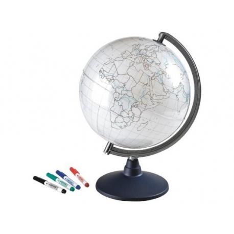 Globe effaçable muet