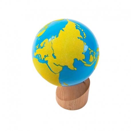 Globe terres et mers sensoriel haut gamme
