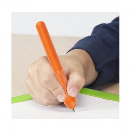 Poinçon ergonimique de pré-écriture.