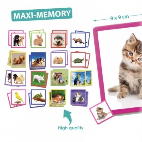 Maxi-Memory animaux de compagnie