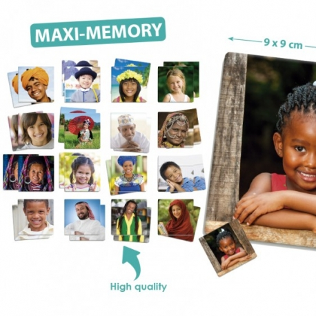 MAXI-MEMORY CULTURES.
