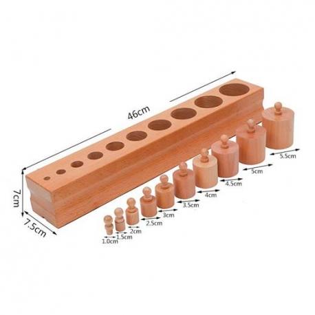 4ème bloc emboîtements cylindriques