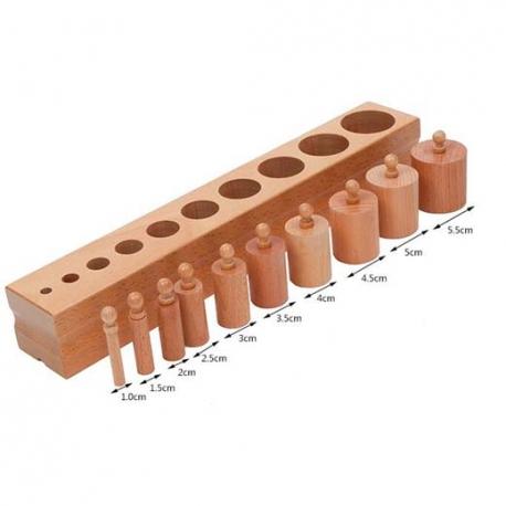 1er bloc emboîtements cylindriques