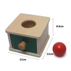 boite d'emboitement boule avec tiroir
