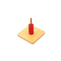 disques sur tige verticale