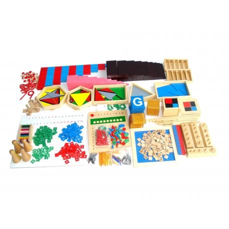 Kit famille Montessori