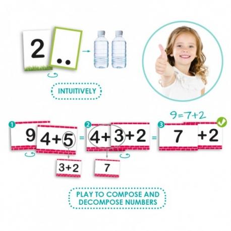 Découvrir les nombres et leur décomposition.