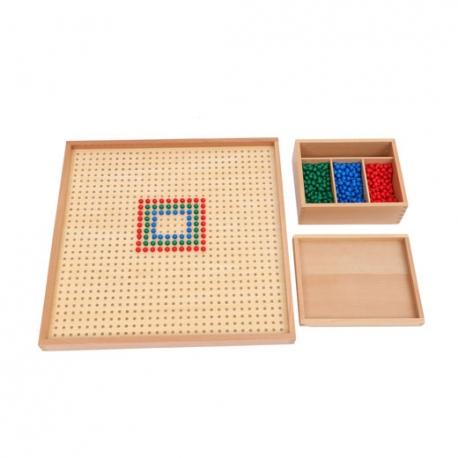 Tableau de la racine carré