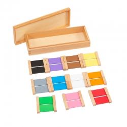 2eme boite de couleurs
