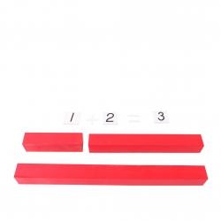 barres rouges haut de gamme