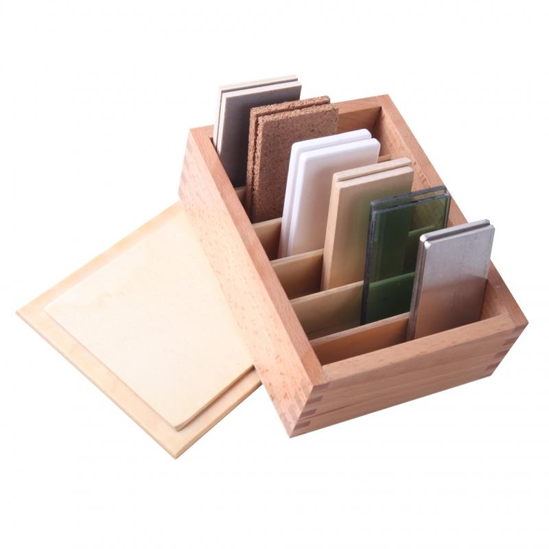 tablettes thermiques avec boite de rangement