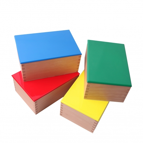 Cylindres de couleur.