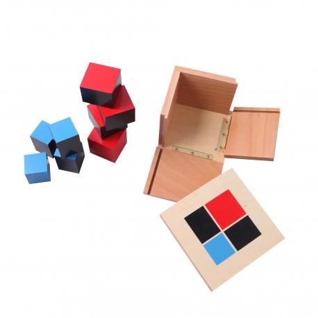 Cube du binôme haut de gamme