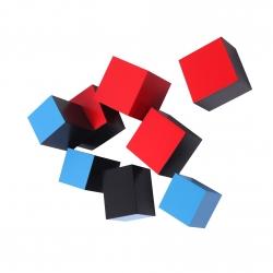 cube du binome