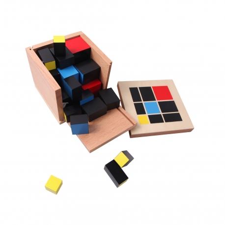 Cube du trinôme haut de gamme