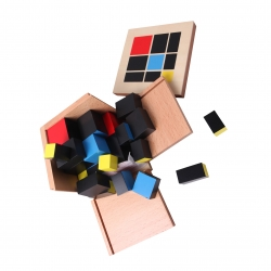 cube du trinome