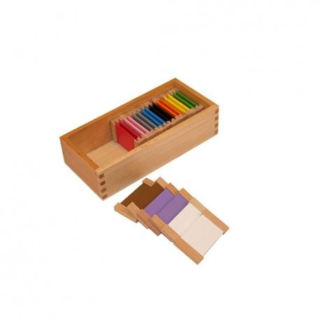2eme boite de couleurs haut de gamme