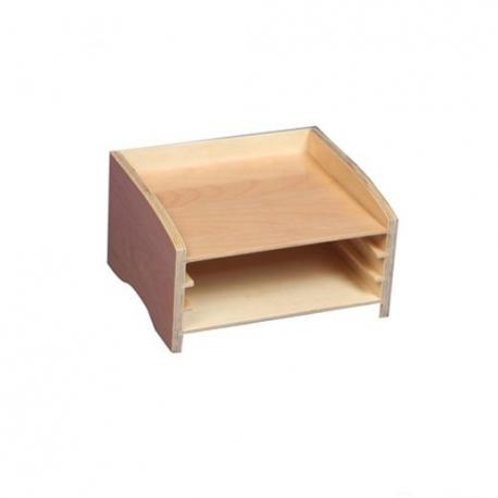 Boîte seule pour 3 puzzles