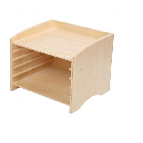 Boîte pour 5 puzzles