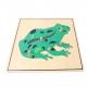 puzzle grenouille haut de gamme