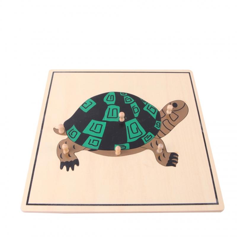 puzzle tortue