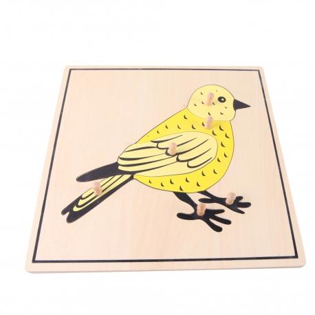 Puzzle oiseau haut de gamme