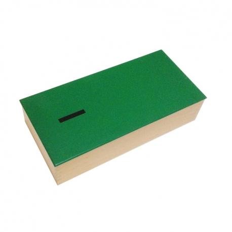 Boîte des soustractions